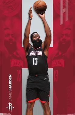 NBA Houston Rockets - James Harden 19