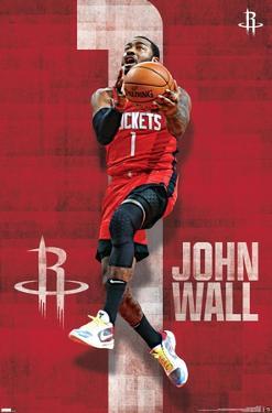 NBA Houston Rockets - John Wall 20