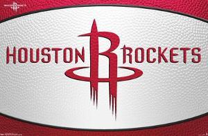 NBA Houston Rockets - Logo 14