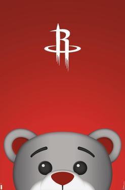 NBA Houston Rockets - S. Preston Mascot Clutch