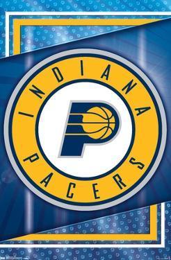 NBA Indiana Pacers - Logo 17