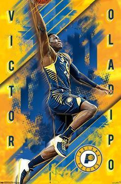 NBA Indiana Pacers - VIctor Oladipo 18