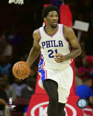 NBA: Joel Embiid 2016-17 Action