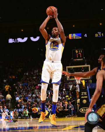 NBA: Kevin Durant 2016-17 Action