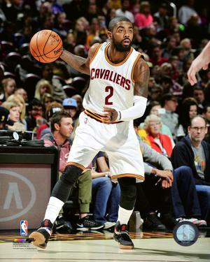 NBA: Kyrie Irving 2016-17 Action