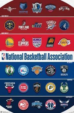 NBA League - Logos 18
