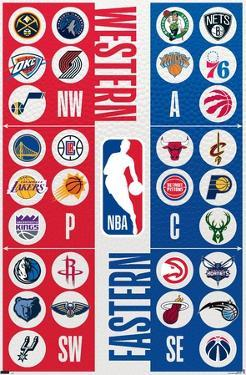 NBA League - Logos 20