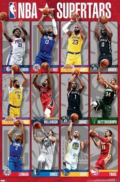 NBA League - Superstars 2020