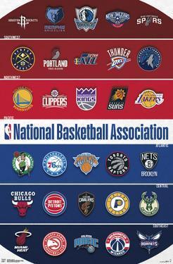 NBA - LOGOS 18