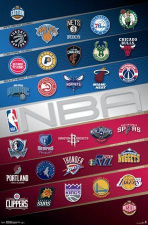 NBA - Logos