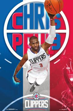 NBA: Los Angeles Clippers- Chris Paul 16
