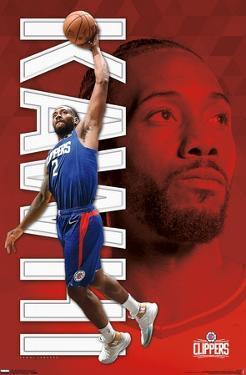 NBA Los Angeles Clippers - Kawhi Leonard 19