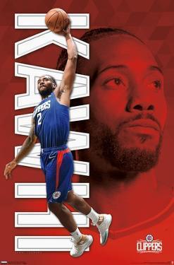 NBA Los Angeles Clippers - Kawhi Leonard