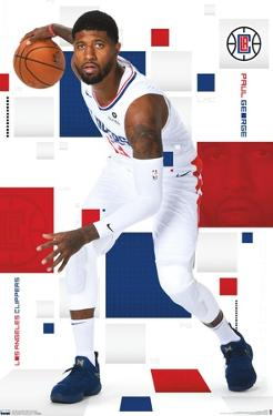 NBA Los Angeles Clippers - Paul George 19