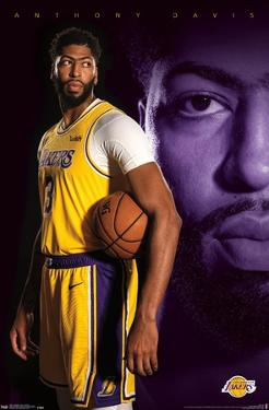 NBA Los Angeles Lakers - Anthony Davis 19