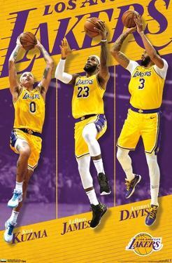 NBA Los Angeles Lakers - Team 19