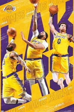 NBA Los Angeles Lakers - Team 20
