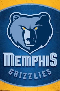 NBA Memphis Grizzlies - Logo 14