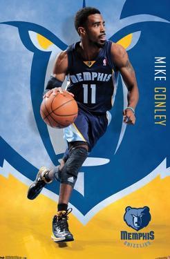 NBA Memphis Grizzlies - Mike Conley Jr. 13