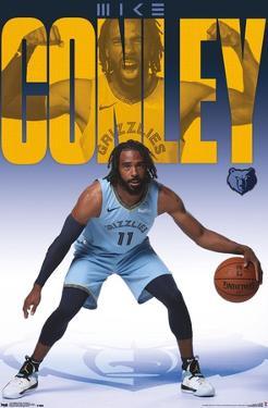 NBA Memphis Grizzlies - Mike Conley Jr. 18