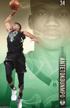 NBA Milwaukee Bucks - Giannis Antetokounmpo 17