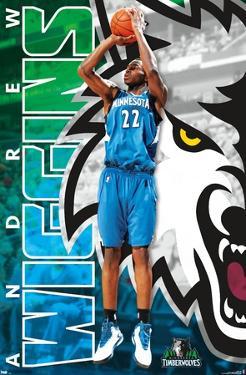 NBA Minnesota Timberwolves - Andrew Wiggins 14