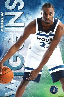 NBA Minnesota Timberwolves - Andrew Wiggins 17