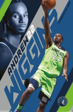NBA Minnesota Timberwolves - Andrew Wiggins 18