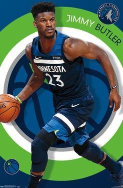 NBA Minnesota Timberwolves - Jimmy Butler 17