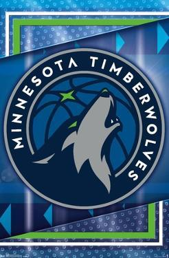 NBA Minnesota Timberwolves - Logo 17
