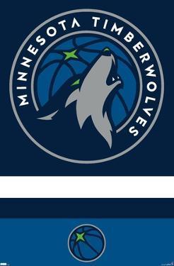 NBA Minnesota Timberwolves - Logo 20