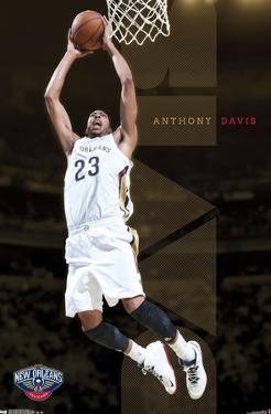 NBA New Orleans Pelicans - Anthony Davis 13