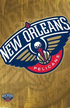 NBA New Orleans Pelicans - Logo 13