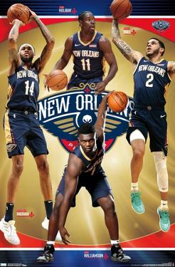 NBA New Orleans Pelicans - Team 19