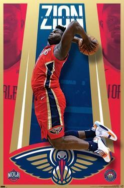 NBA New Orleans Pelicans - Zion Williamson 20