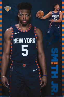 NBA New York Knicks - Dennis Smith Jr. 19