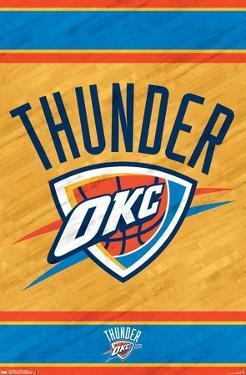 NBA Oklahoma City Thunder - Logo 14