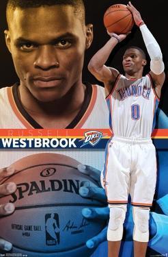 NBA Oklahoma City Thunder - Russell Westbrook 15