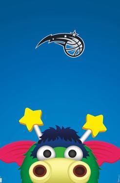 NBA Orlando Magic - S. Preston Mascot Stuff