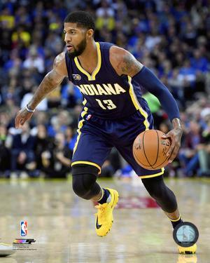 NBA: Paul George 2016-17 Action
