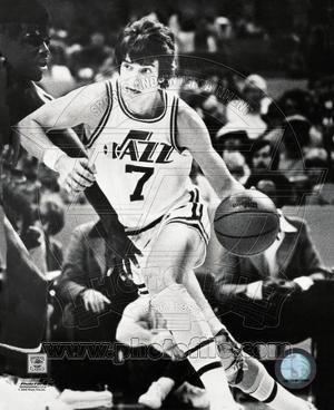 NBA Pete Maravich - Court action