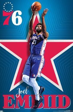 NBA Philadelphia 76ers - Joel Embiid 20