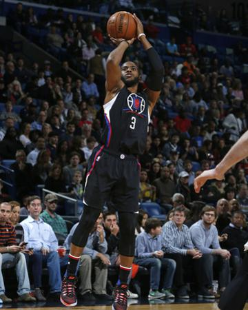 Los Angeles Clippers v New Orleans Pelicans by NBA Photos