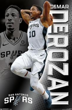 NBA San Antonio Spurs - DeMar DeRozan 18