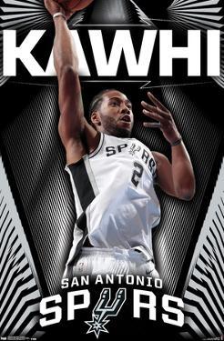 NBA San Antonio Spurs - Kawhi Leonard 17