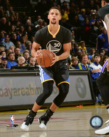 NBA: Stephen Curry 2015-16 Action