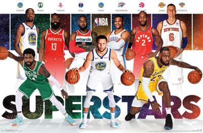 NBA - SUPERSTARS 18