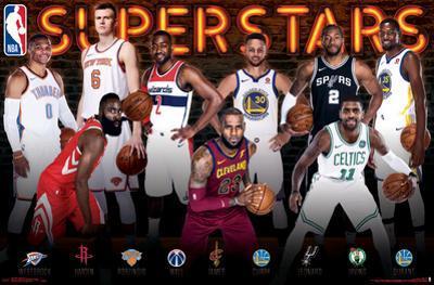 NBA - Superstars