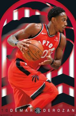 NBA Toronto Raptors - DeMar DeRozan 17