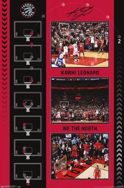 NBA Toronto Raptors - Kawhi Leonard - The Bounce 19